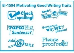 stamp detail - blue