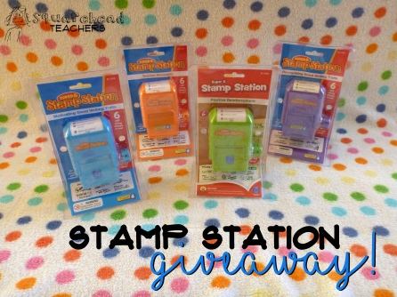 Stamp photo 3 giveaway