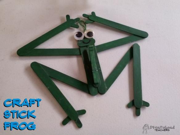 Stick frog 3