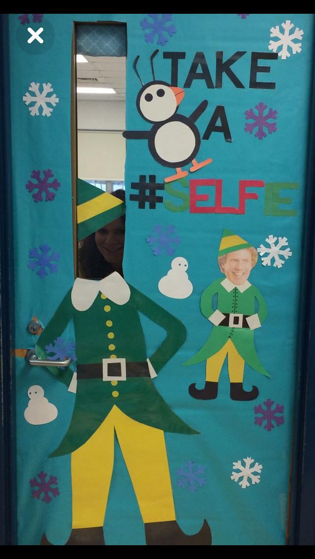 Christmas Classroom Door Ideas Squarehead Teachers